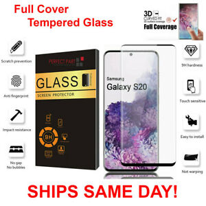 For Samsung Galaxy S20 / PLUS FE 5G Ultra Tempered Glass Screen Protector Clear