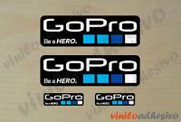 PEGATINA STICKER VINILO GoPro Go Pro autocollant aufkleber adesivi