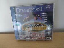Tony Hawks skateboarding Sega Dreamcast Versión PAL
