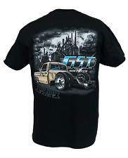 'THE DUALLY' Bagged Truck Shirt Bagged C30 Shirt - Classic Truck Mens Shirt