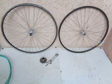 MAVIC 501 open 4 CD TIRE RIMS full mavic 36 t & roues a pneus tout full mavic