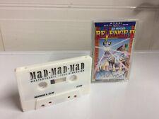 Atari 800 130 Xe venganza 2 juego Mastertronic Vintage Raro Retro Cassette