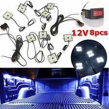 CAN White 48LED Truck Bed/Rear Work Box Lighting Kit Trunk Light Fit All Pickup