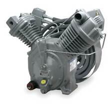 Ingersoll Rand 7100 Air Compressor Pump 10 Hp 15 Hp 2 Stage 25 Qt Oil