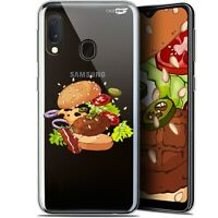 "Coque Gel Samsung Galaxy A20E (5.8"") Extra Fine - Splash Burger"