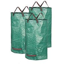 New 120L Rubbish Bag Bin Stander Reuse Waste Sack Outdoor Stand Holder Bag