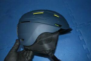 Anon Prime MIPS snow ski snowboard helmet size Large 60-62cm blue lightly used