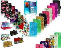 NEW LEATHER FLIP WALLET PHONE CASE FOR SAMSUNG GALAXY J1 J5 J7 SCREEN PROTECTOR
