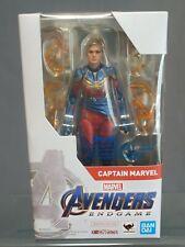 S.H.Figuarts Captain Marvel Avengers Endgame Bandai Limited Japan NEW