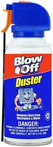 Blow-Off Compressed Air Duster 3.5 oz. Can - 1 Can