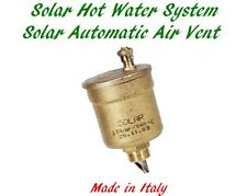 Solar Hot Water Automatic Air Vent WATTS MV-SOL