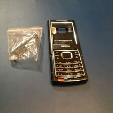 NOKIA 6500 --- NEW ORIGINAL HOUSING COVER CASE AND KEY BOARD