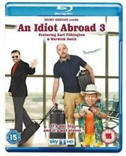An Idiot Abroad - Series 3 [Blu-ray], Very Good DVD, Stephen Merchant, Ricky Ger
