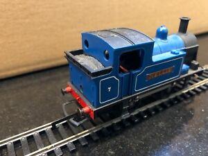"TRIANG HORNBY R355B BLUE 0-4-0 INDUSTRIAL TANK LOCO ""NELLIE"" No7"
