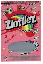 ZKITTLEZ Jokes up  Mylar Resealable 3.5g-7g Packaging  ((EMPTY BAGS)) (24 pack)