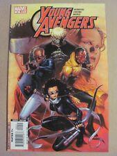 Young Avengers #9 Marvel Comics 2005 Series 9.2 Near Mint-