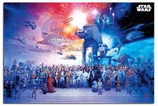 Star Wars Universe Póster con Licencia Oficial 61x91.4cm