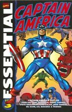 Marvel Comics Essential Captain America Vol 3 TP Stan Lee Gerry Conway Colan
