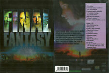 FINAL FANTASY ( EDITION COLLECTOR 2 DVD ) / COMME NEUF - LIKE NEW