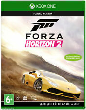 Forza Horizon 2 (Xbox One, 2014) Russian,English version, Русская версия