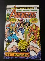 Avengers #133 (Mar 1975, Marvel) Gil Kane cover, Origin Vision & Mantis Begin