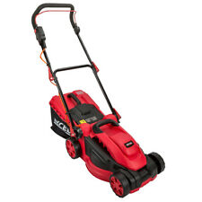 More details for electric wheeled rotary lawnmower 1500w 36cm garden grass cutter - excel