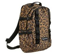 Supreme Leopard Backpack Cordura FW20 - Brand New In Hand Authentic Box Logo