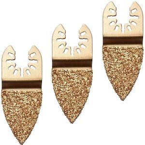 3x HM Hartmetall Raspel Fingerform für Einhell Akku Multimaxx RT-MG 10,8 Li /B14
