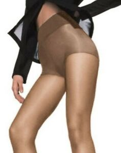 Hanes Silk Reflections Waist Smoother Extended Control Top Pantyhose - 4 COLORS