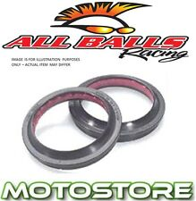 ALL BALLS FORK DUST SEAL KIT FITS HONDA CBR1000RR FIREBLADE 2004-2013