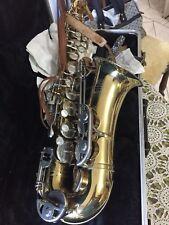 1978-1979 Buescher Aristocrat 200 Saxophone #739800 Made In USA
