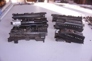 Lionel Locomotive Parts Lot
