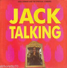 DAVE STEWART & THE SPIRITUAL COWBOYS Jack Talking / Suicidal Sid 45