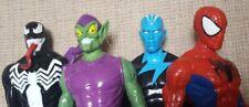 "Marvel - Spider-Man - 12"" Titan Figures Bundle - Lot 20 - Green Goblin, Venom,"