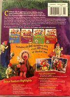 Fraggle Rock: Complete Series Collection (20-DVD Set, 2009) Jim Henson Region 1