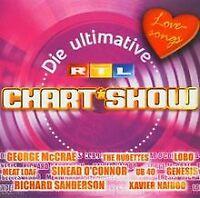 Die Ultimative Chartshow - Lovesongs von Various | CD | Zustand gut