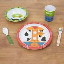 Widdop Bingham Disney Toy Story 4 Piece Melamine Childrens Dinner Set DI607