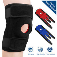 Right Left Knee Brace Support Stabilizer For Arthritis Pain/Sports/Running/Gym