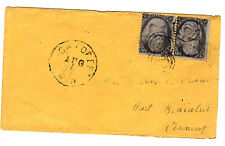 $ US Blackjack Cover Scott #73 pair, DPO #3