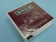 OEM Autocar WX64 Series Semi Truck Parts Book Manual 2006