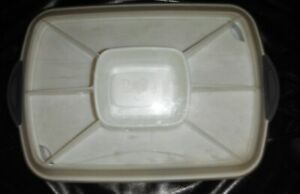 The Pampered Chef CHILLZANNE rectangle server Deviled Egg Tray Dividers 2781