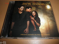 TWILIGHT 2 NEW MOON soundtrack CD bon iver THOM YORKE desplat MUSE lykke li