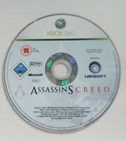 Xbox 360 Assassins Creed Game Disc Only