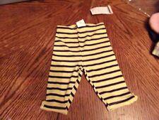 Infant Girl Gymboree Pants 0-3 Months Free Ship Nwt