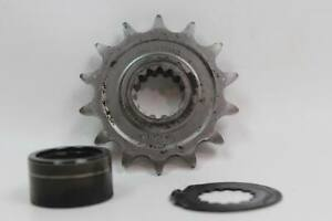 Ducati 848 EVO 11-13 1098 1198 Front Sprocket Drive 14T Gear & Spacer