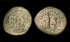 Byzantine, Follis 629-630. Heraclius I° (610-641) Constantinople. Bronze