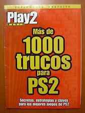Más de 1000 trucos de Play2Manía: secretos, estrategias y claves para PS2 PStwo