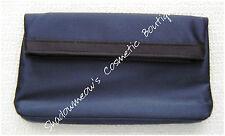 Laura Mercier Navy Blue Evening Bag Purse Clutch Free US Shipping