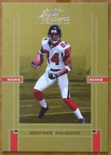 RODDY WHITE 2005 DONRUSS CLASSICS RC #878/999 ATLANTA FALCONS ROOKIE CARD