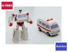 Transformers Autobot G1 Style Robot Toy - Ratchet